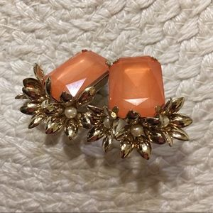 Vintage Deco Earrings